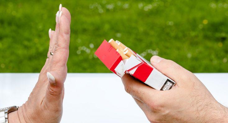 non smoking, cigarette box, cigarettes
